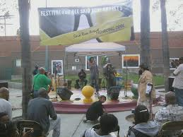 LAPD (Los Angeles Poverty Department) Arts Festival @ Gladys Park