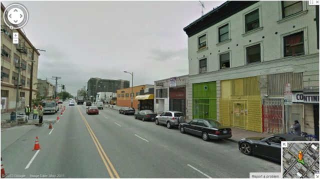 800 block of 7th St.