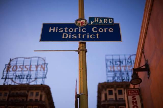 Historic Hard Core District