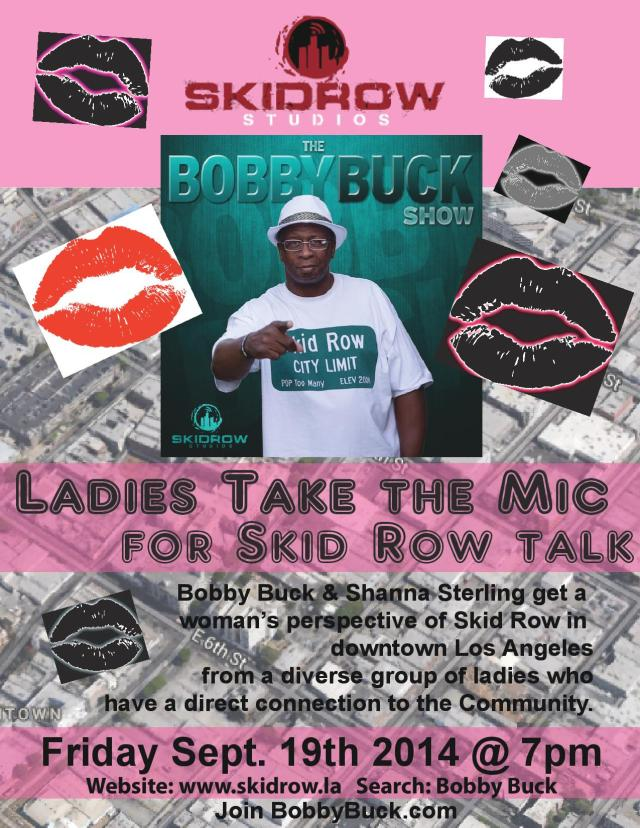 Ladies Take the Mic-Skid Row