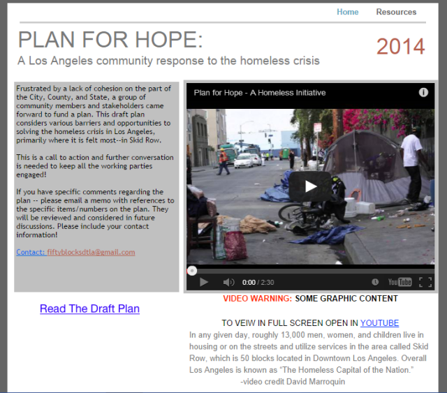 plan for hope